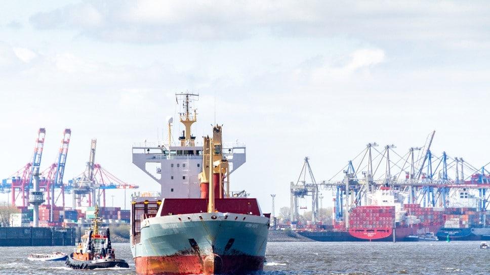 logistique transport international