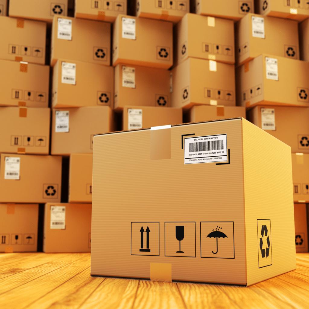 conditionnement supply chain